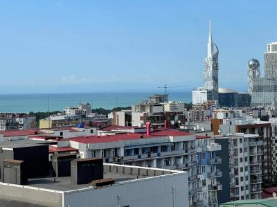 Apartment for sale in a new building, 2 room(s), 43 m²