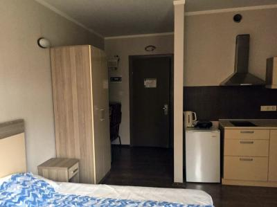 Apartment for sale in a new building, 1 room(s), 35 m²