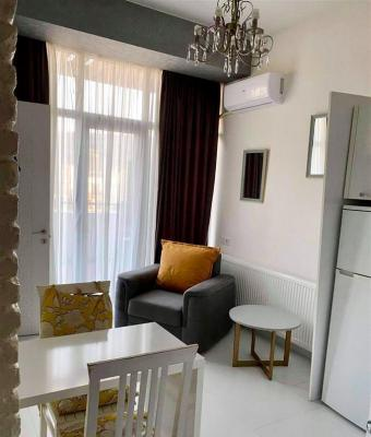 Apartment for sale in a new building, 2 room(s), 39 m²